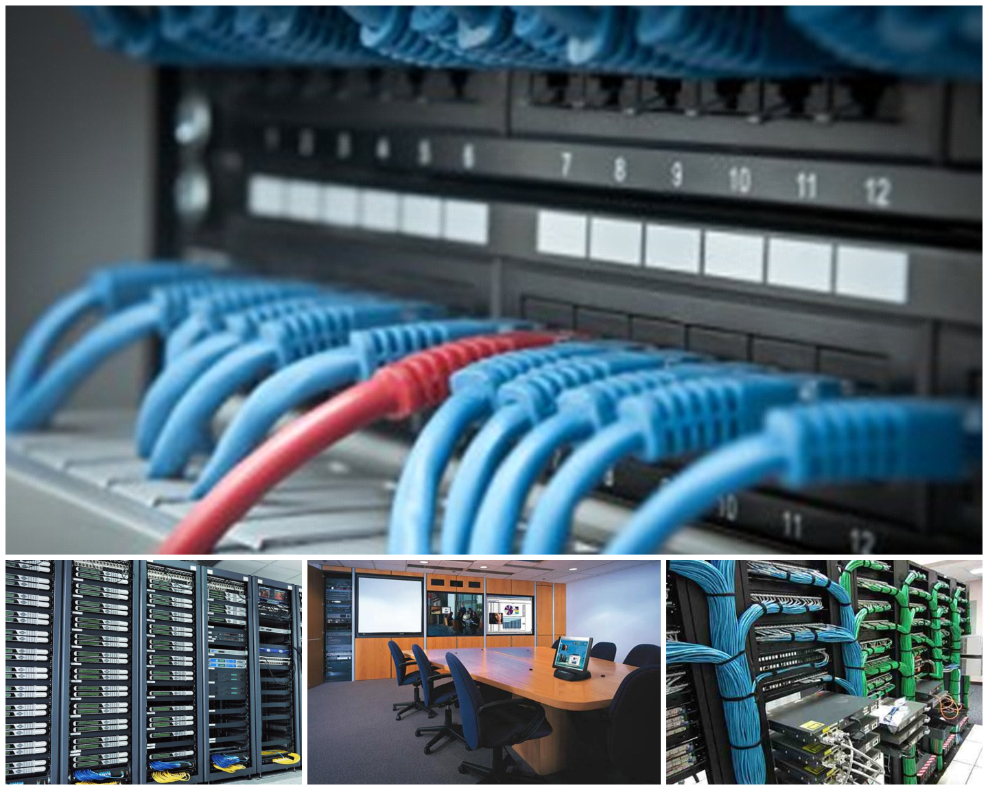 Structured Cabling | Data & Voice Wiring | Boulder Cabling